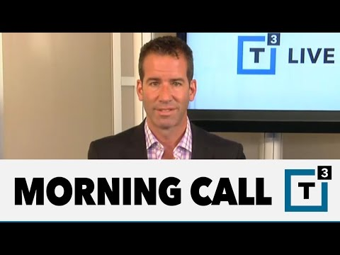 Scott Redler - Morning Call: The Heart of Q2 Earnings Season