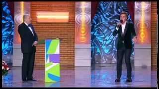 Е.Петросян и А.Баринов, М.Белов и Е.Полякова – музыкальные пародии «Золотой Петросян» (2015)