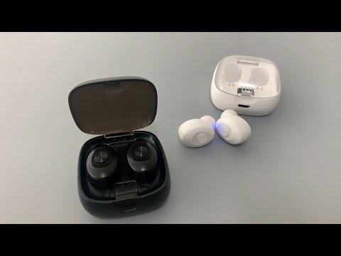 【磨砂馬卡龍藍芽5.0耳機 LED電量顯示 磁吸充電盒】運動耳機 小巧攜帶 電競耳機 藍牙耳機 藍芽耳機