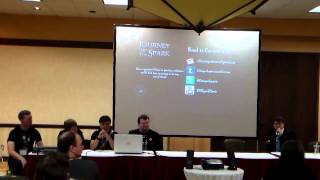 Journey of the Spark Panel