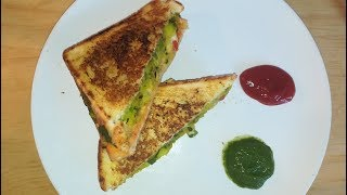 Delicious Potato Sandwich Recipes in Hindi with English Subtitles I My Kitchen Food