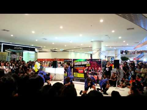 ILLEGAL Cover BTS/AOA (Street Cover dance) -Central Plaza Ubonratchathani [130958]