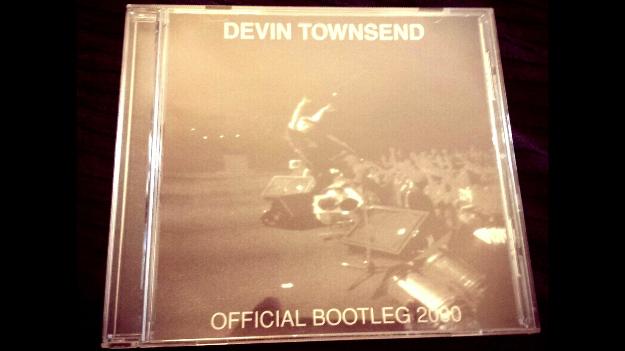 Devin Townsend - Official Bootleg 2000 (full album) (live)