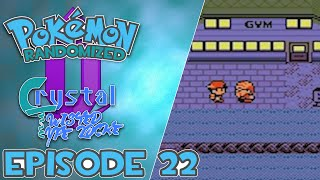 "Pokemon :: Randomized Crystal Twisted Typelocke :: EP22 :: ""This gym is great!"""