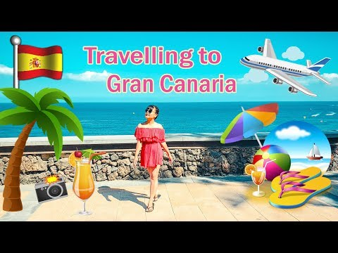 Travelling To Gran Canaria | Hotel Parque Tropical (Playa Del Ingles)