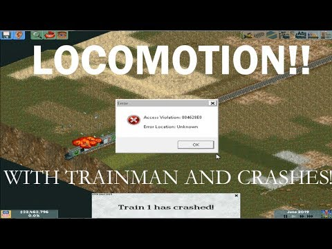 Trainman Plays Chris Sawyer's Locomotion (Ep. 120: Auto Parts)