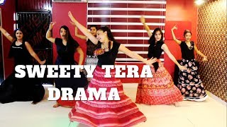 Sweety Tera Drama Bareilly Ki Barfi Bollywood Dance Easy Steps Choreograhy