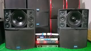 Bass đánh như bom với đôi loa bãi DMX. Hát karaoke không cần loa sub. Giá 6 triệu. LH: 0987 864 024