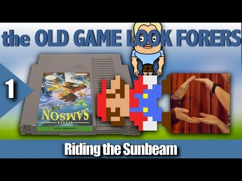 (Game Chasers / Retro Liberty Parody) The Old Game Look Forers - Episode 1