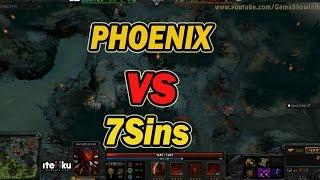 MF Mini Tourney - Phoenix VS 7Sins (Group A Game 2)