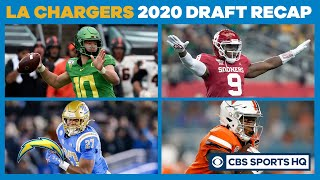 The Los Angeles Chargers REACH for Justin Herbert | 2020 NFL Recap | CBS Sports HQ