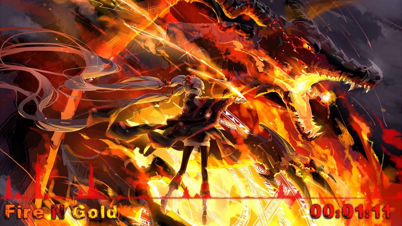 Beautiful Wallpaper Fire Gold - maxresdefault  Pic_645176 .jpg