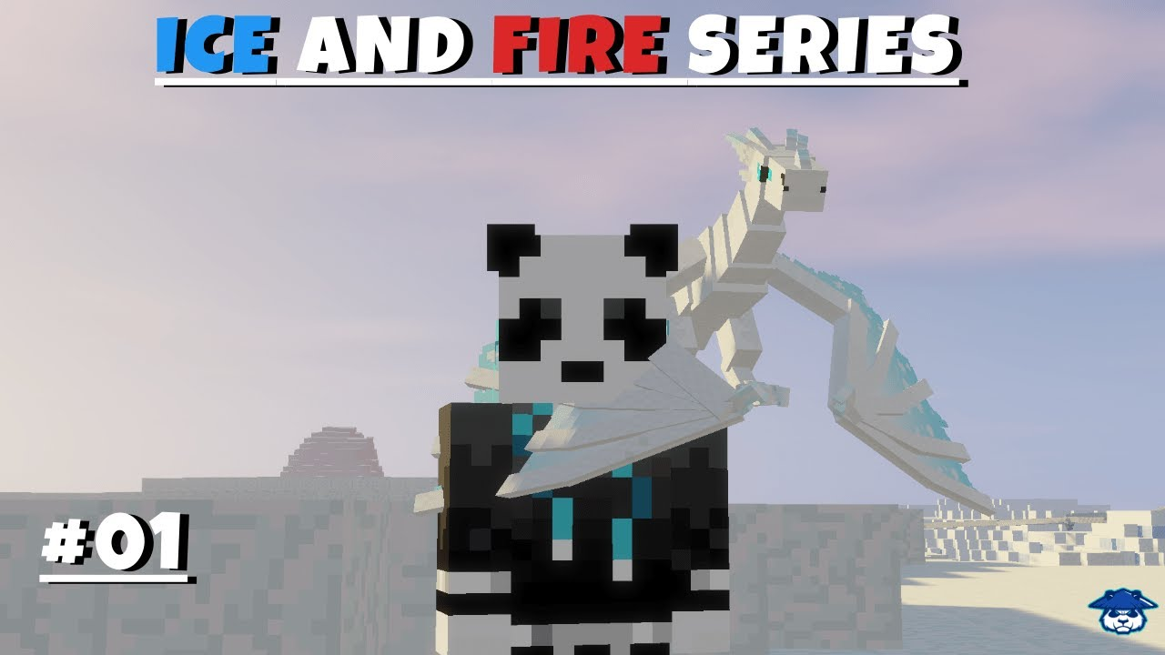 Ice and Fire Getting Ice Dragon Egg E01 YouTube