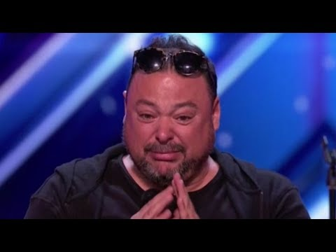Carlos De Antonis: Taxi Driver With SHOCKING Vocal Audition!! | America's Got Talent 2017