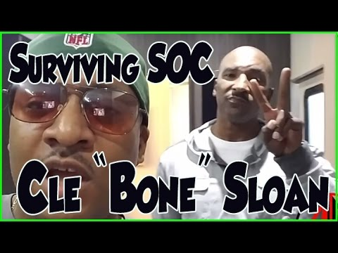 """Cle """"Bone"""" Sloan Surviving Straight Outta Compton On Set Of Will Smith's Movie """"Bright"""""""