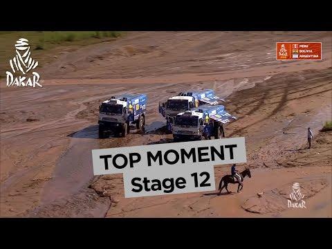 Top Moment - Stage 12 (Fiambalá / Chilecito / San Juan) - Dakar 2018