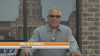 Funny Bone Comedian Willie Farrell