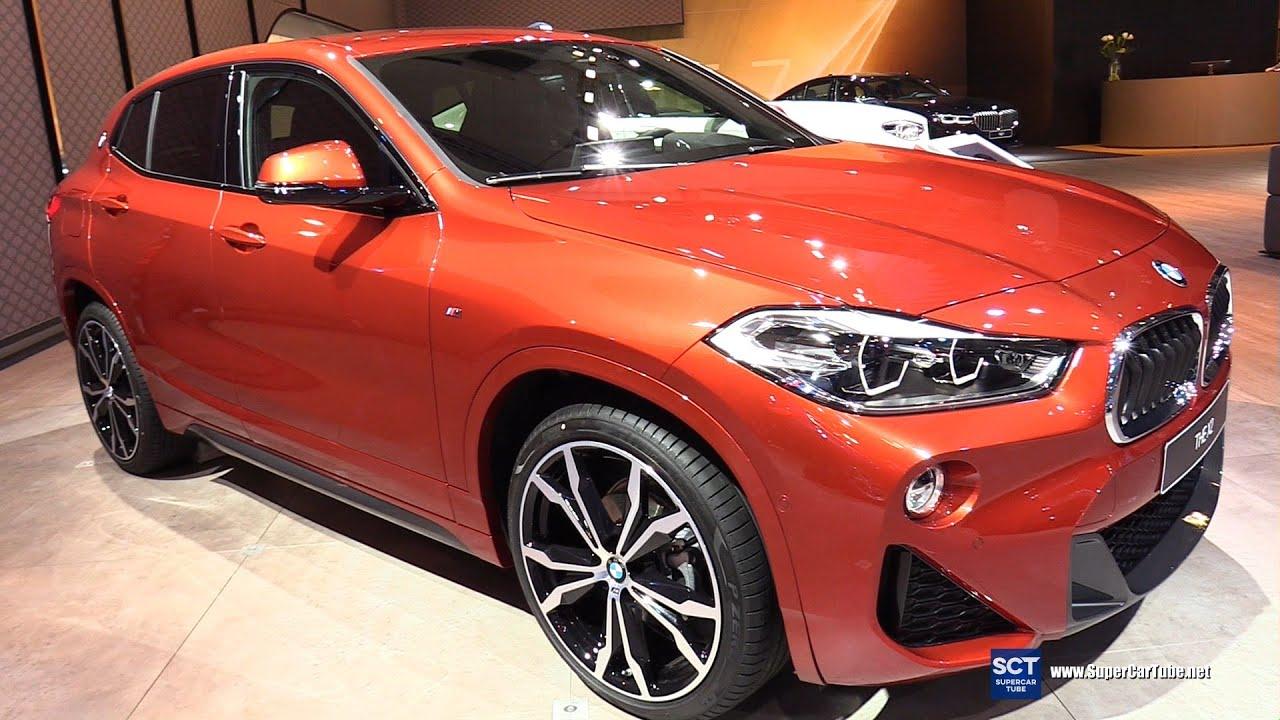 BMW X2 2020 tại triển lãm xe hơi