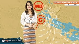 Weather Forecast for March 7: Light rain in Chennai, TN, Bangalore, Kerala