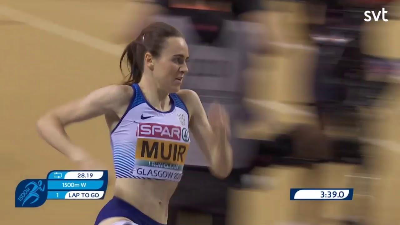 Ciara Mageean makes history by racing into World Championship final