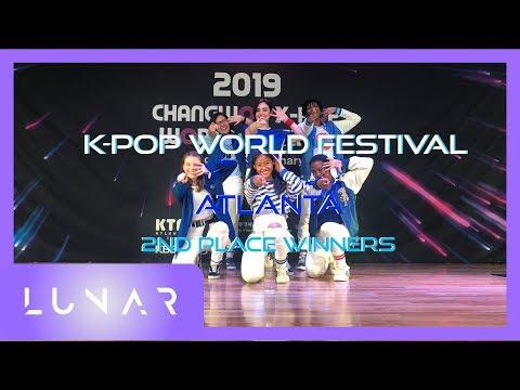 ATLANTA K-pop World Festival 2019 - ASTRO - Hide & Seek Dance Performance