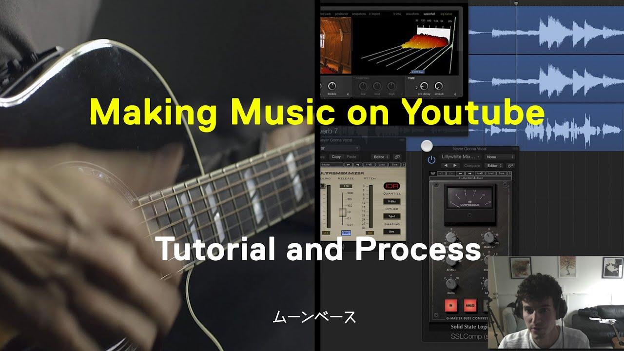 Making Music on Youtube | Moonbase