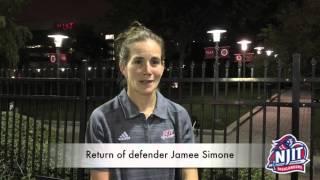 NJIT Women's Soccer Post Game vs. LIU Brooklyn