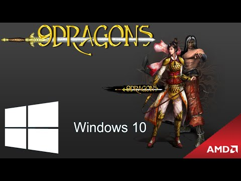 9Dragons Gameplay HD 60fps on Windows 10 (GamesCampus)