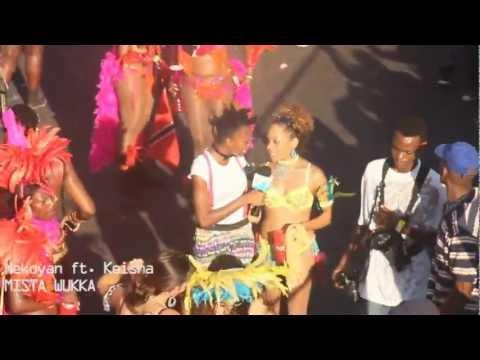 Grenada Carnival Spice Mas 2011 Summer Crews Part 1 Carnival Live tv