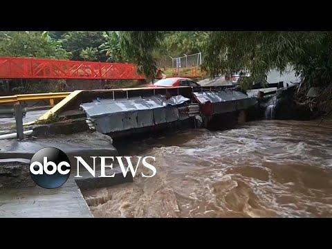 Nate could hit Gulf Coast as a hurricane