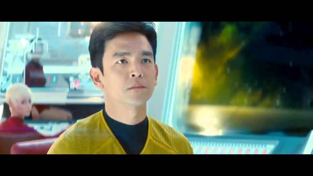 Além Da Escuridão - Star Trek Into Darkness - Trailer Oficial Legendado HD