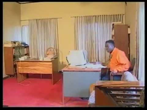 CORNER CORNER PART 1 - NIGERIAN NOLLYWOOD COMEDY MOVIE