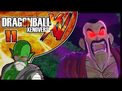 Die Cell-Spiele Beginnen! Mr. Satan Dreht Auf! | DRAGONBALL XENOVERSE | Part 11