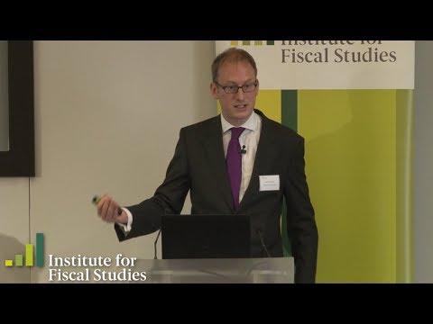 IFS Manifesto Analysis 2017: Carl Emmerson,  the public finances