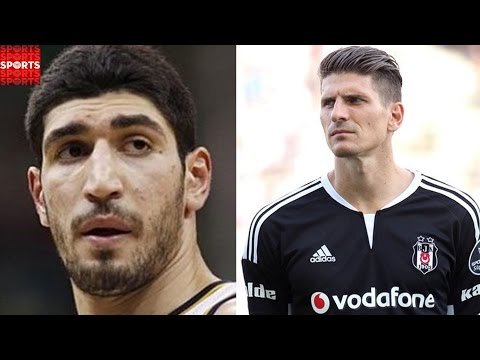 Enes Kanter Receives Death Threats & Mario Gomez Leaves Turkey | Athletes React To Turkish Coup