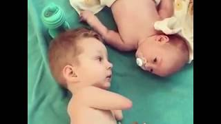 The Best 6 months Child love on a helping mind for whatapp status 720HD