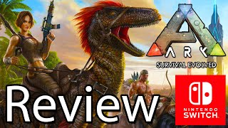 Ark Survival Evolved Nintendo Switch Gameplay Review