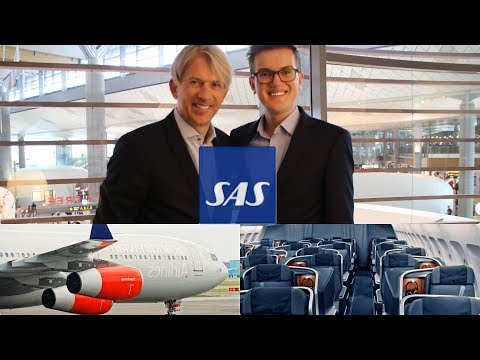 INTRODUCTION TO SCANDINAVIAN AIRLINES | Executive Interview with SAS' Eivind Roald, CCO
