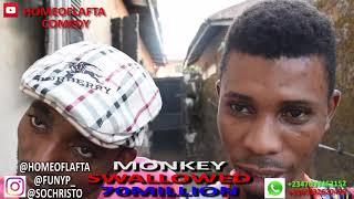 Monkey (Homeoflafta Comeday)