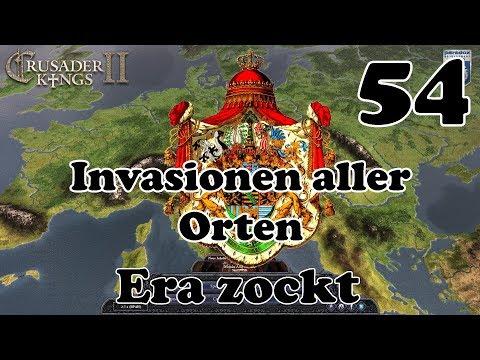 Crusader Kings II - #54 Invasionen aller Orten (Let`s Play Sachsen deutsch)