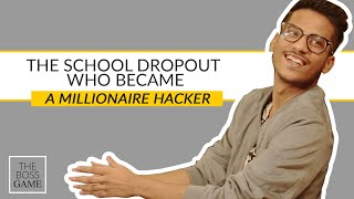 The School Drop Out Who Became a Cyber Security Entrepreneur   Manan Shah   The Boss Game