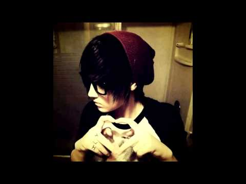 Cute emo boys, girls, quotes - YouTube