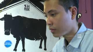 Bisnis Anak Muda - Gurihnya Laba Kedai Susu