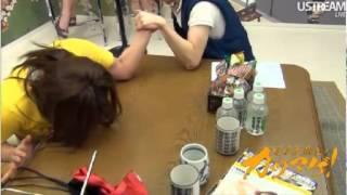 Aoi vs. Aikawa Yuzuki.