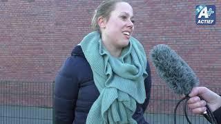 Himmelwike in Opsterland: kinderen ruimen op