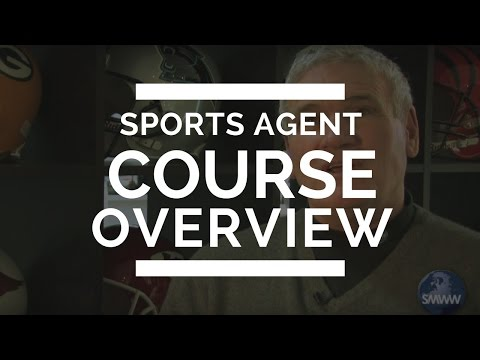 Sports Agent Course Overview