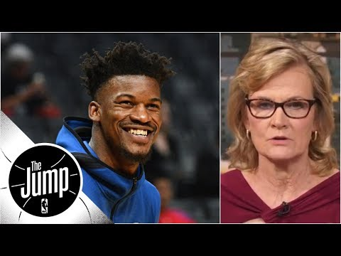 How 76ers can create a 'death lineup' after Jimmy Butler trade | The Jump