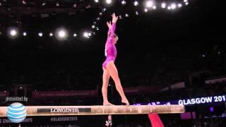 Madison Kocian - Beam - 2015 World Championships - Women's Qualifying