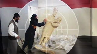 What Islamic State gains by destroying antiquities in Iraq