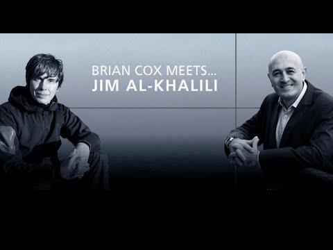 Professor Brian Cox meets: Jim Al-Khalili | University of Surrey